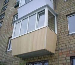 остекление балконов в Миассе