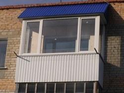 объединение кухни и балкона в Миассе
