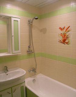 Ремонт ванной в Миассе