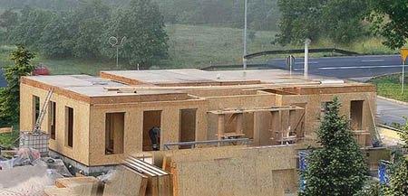 деревянный каркасный дом г.Миасс