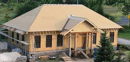 Здания на основе деревянного каркаса г.Миасс