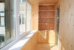 Отделка, ремонт, утепление, балконов и лоджий г. Миасс